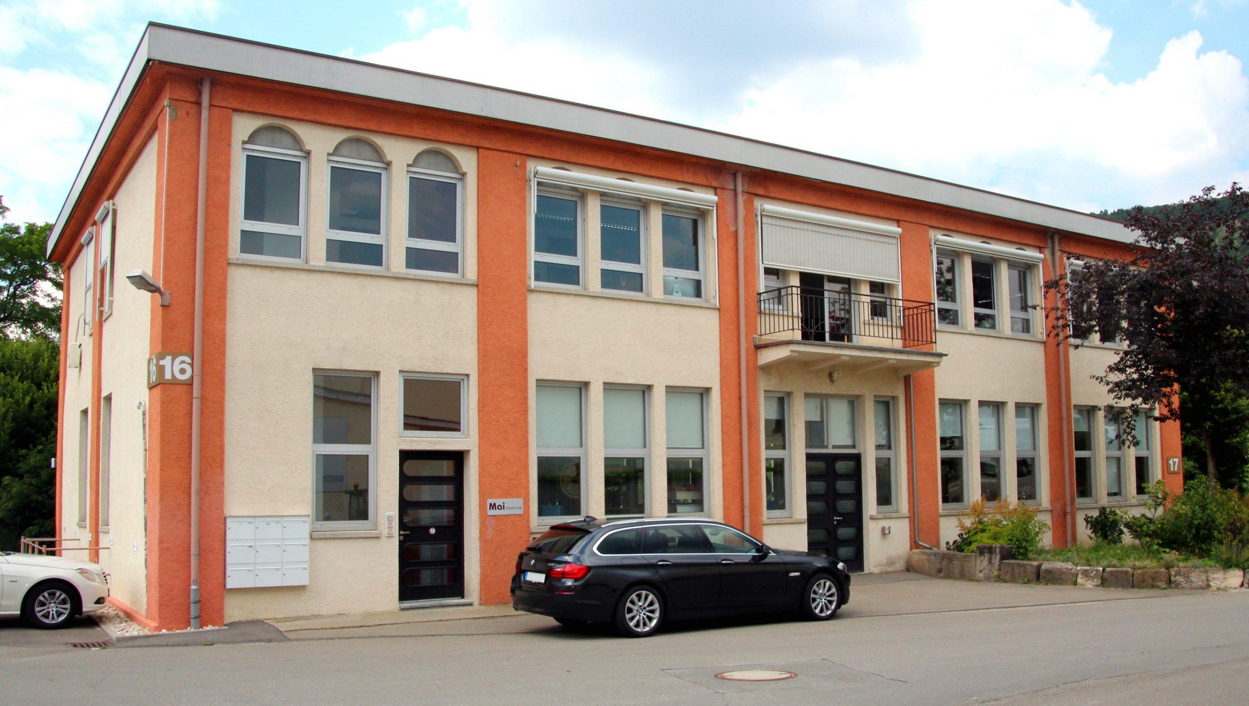 Mai Elektronik GmbH Gebäude